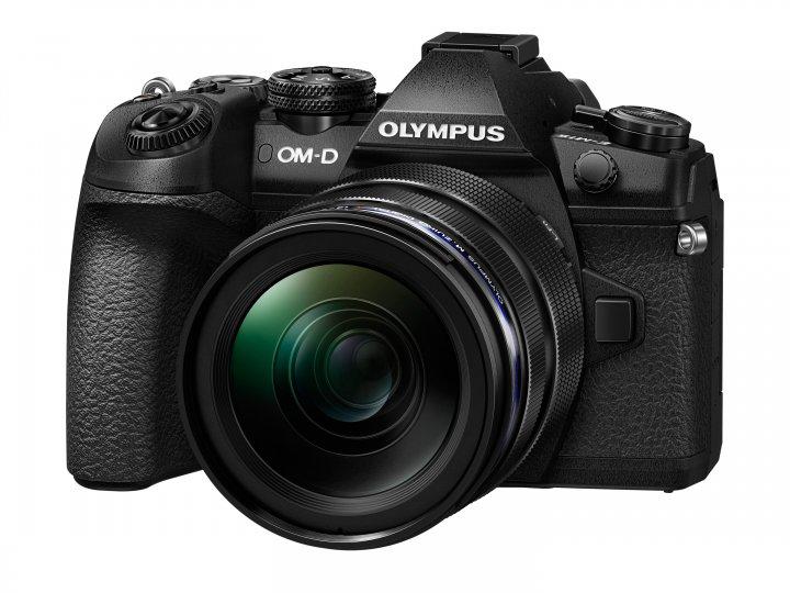 Olympus OM-D E-M1 Mark II [Bildmaterial: Olympus]