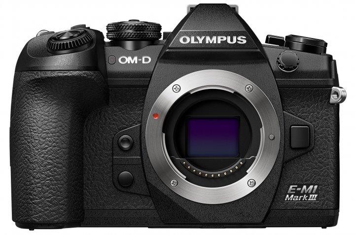 Olympus OM-D E-M1 Mark III [Bildmaterial: Olympus]