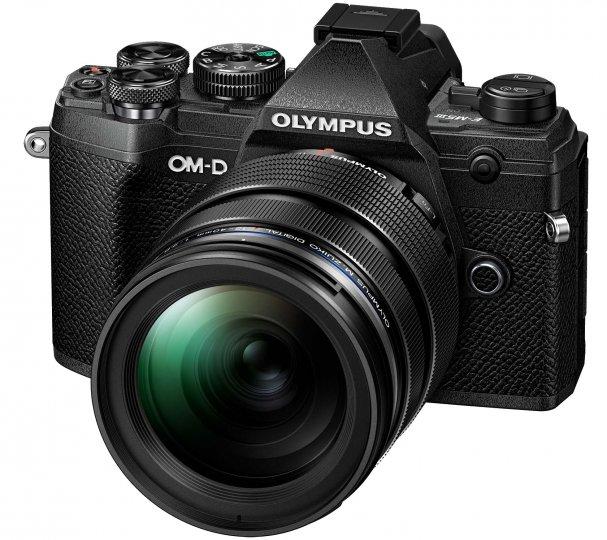 Olympus OM-D E-M5 Mark III [Bildmaterial: Olympus]