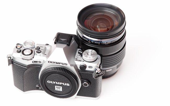 Olympus OM-D E-M5 Mark II zusammen mit dem M.Zuiko Digital ED 12?40 mm f/2.8 Pro