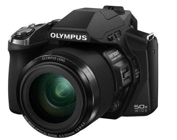 Olympus SP-100EE (Bildmaterial: Olympus)