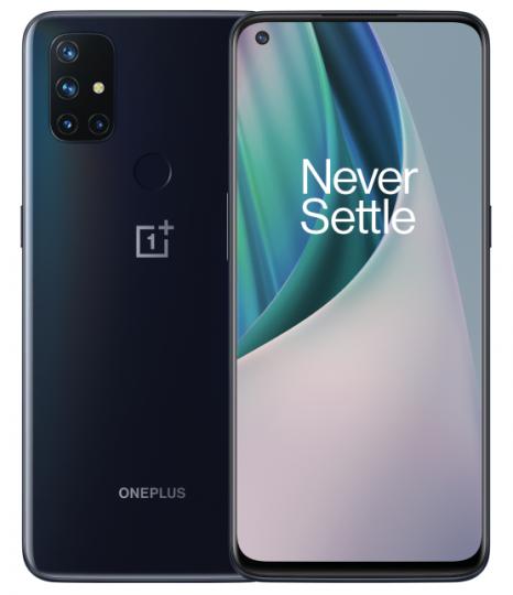 Das OnePlus Nord N10 5G ist mit 349 Euro eines der günstigsten 5G-Smartphones am Markt