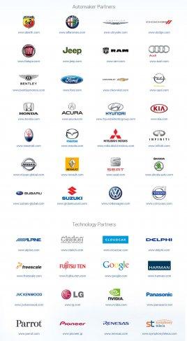 Die sogenannte Open Automotive Alliance hat bereits zahlreiche Mitglieder, auch wenn manche Größen leider fehlen