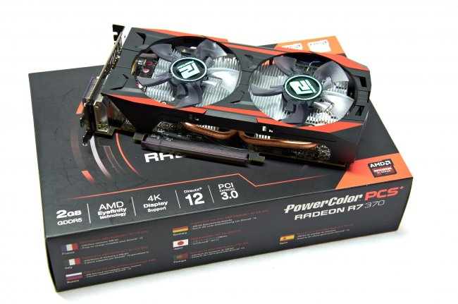 PowerColor Radeon R7 370 PCS+ - Taktraten