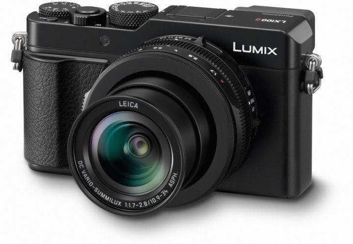 Panasonic Lumix LX100 II [Bildmaterial: Panasonic]
