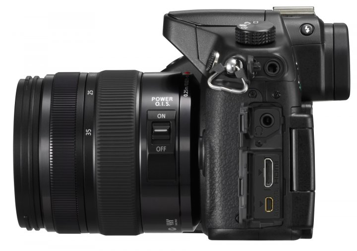 Panasonic Lumix DMC-GH3 auf der photokina 2012