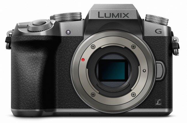 Panasonic Lumix DMC-G7/G70: Der Bildsensor bleibt bei einer Auflösung von 16 Megapixeln