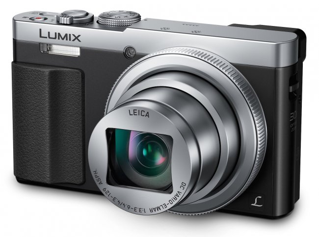 Panasonic Lumix TZ71 [Bildmaterial: Panasonic]