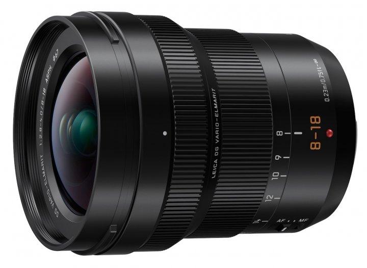 Panasonic Leica DG Vario-Elmarit 8-18mm f/2.8-4 ASPH [Bildmaterial: Panasonic]