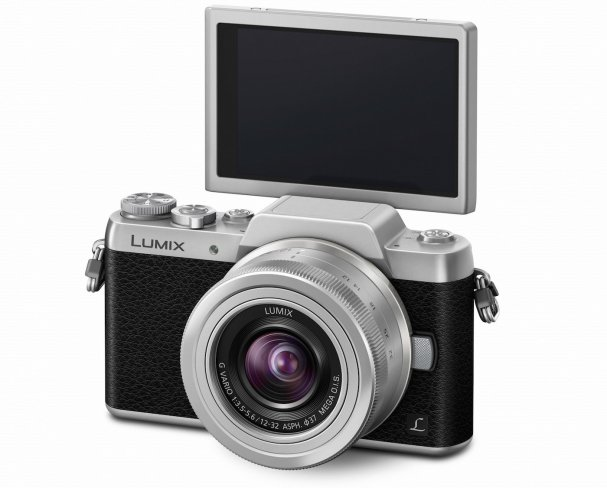 Panasonic Lumix DMC-GF7 [Bildmaterial: Panasonic]