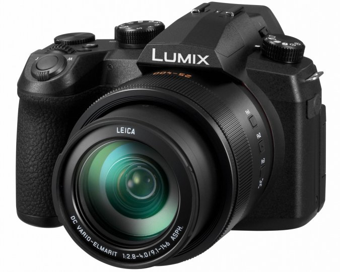 Panasonic Lumix FZ1000 II [Bildmaterial: Panasonic]