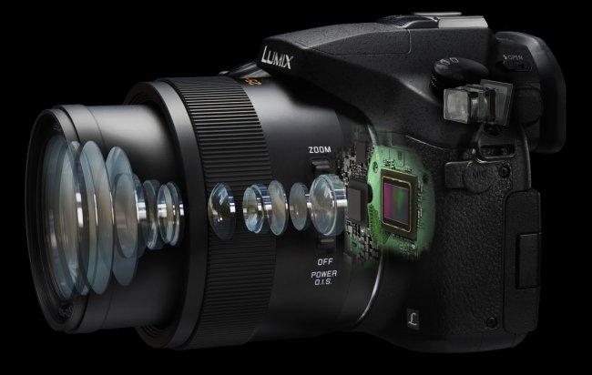 Panasonic Lumix FZ1000 - Kompaktkamera mit UHD-Videofunktion vorgestellt