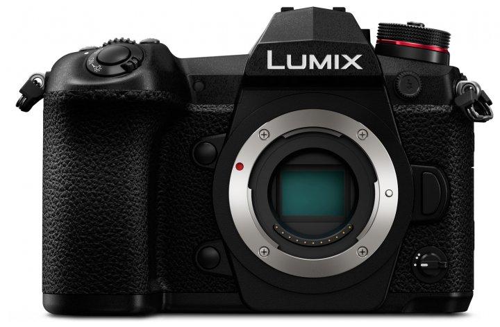 Panasonic Lumix G9: Im Inneren sitzt ein 20-Megapixel-Sensor