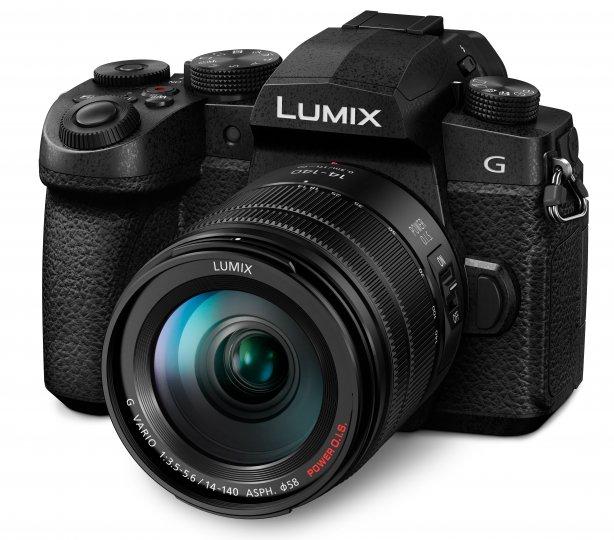 Panasonic Lumix G91 zusammen mit dem neuen 14-140 mm ASPH. II Power O.I.S.