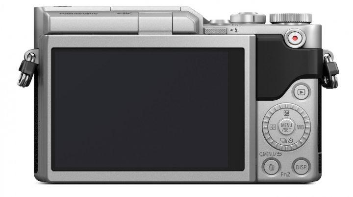 Panasonic Lumix GX880: Ein Sucher fehlt der Einsteiger-DSLM leider [Bildmaterial: Panasonic]