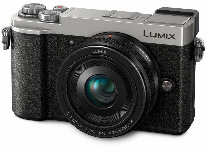 Panasonic Lumix GX9 [Bildmaterial: Panasonic]