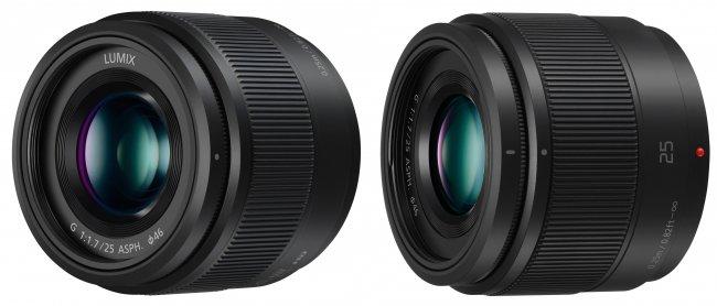 Für Portraits: Panasonic Lumix G 25 mm f/1.7 ASPH [Bildmaterial: Panasonic]