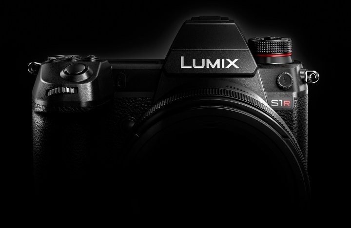 Panasonic Lumix S1R [Biladmaterial: Panasonic]