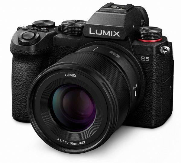 Panasonic Lumix S 50 mm F1.8 [Bildmaterial: Panasonic Deutschland]