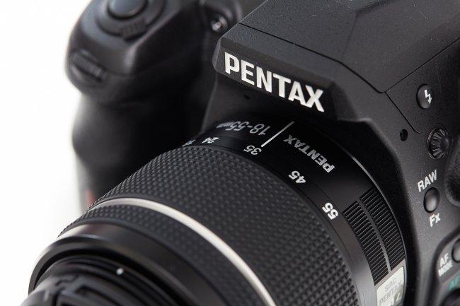 Pentax K-3 + DAL 18-55mm WR