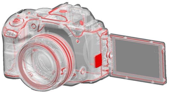 Die Pentax K-S2 ist, wie auch die K-50, wieder wetterfest [Bildmaterial: Ricoh Imaging]