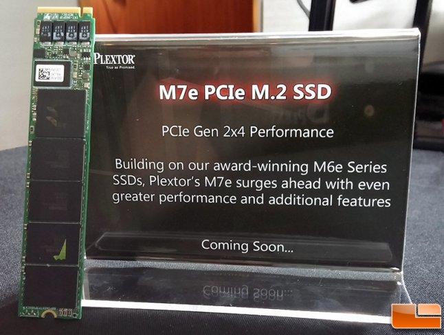 Plextor M7e [Bildmaterial: Legit Review]