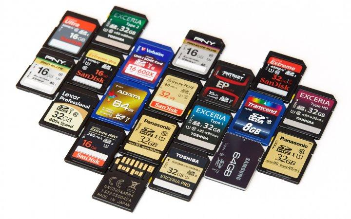 Die besten SDHC- und SDXC-Speicherkarten 2014 im Überblick