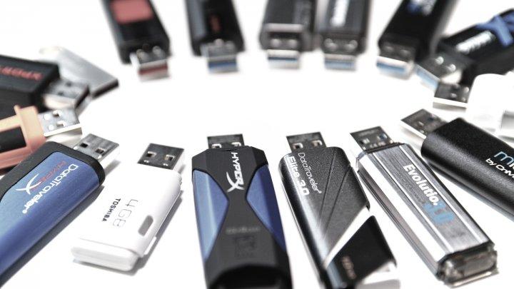 USB 3.0-Stick Vergleich 2012