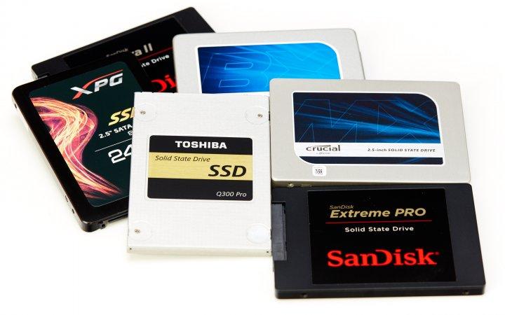 Die besten und günstigsten SSDs 2015 im Test