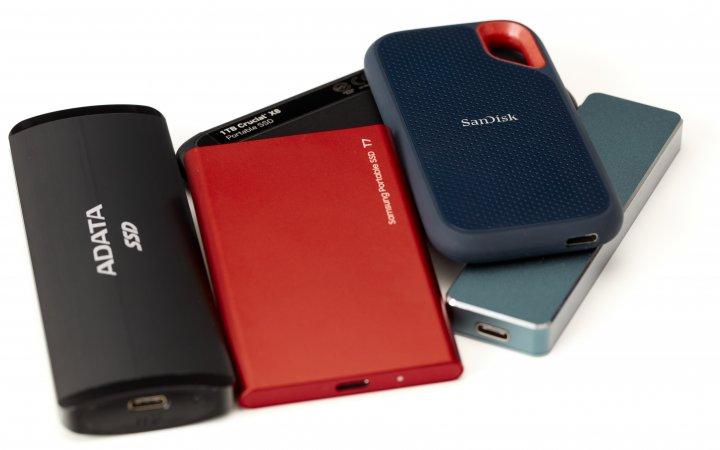 Externe SSDs 2020