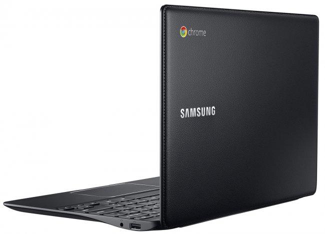 Verfügbar ist das Chromebook 2 in den Farben Schwarz und Luminous Titan [Bildmaterial: Samsung]