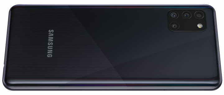 Der 5.000-mAh-Akku des Samsung Galaxy A31 hält locker zwei Tage durch