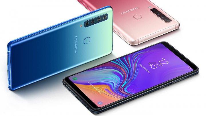 Das Samsung Galaxy A9 ist in drei Farben erhältlich