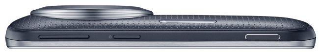Samsung Galaxy K Zoom - Im eingefahrenen Zustand durchaus tauglich für die Hosentasche [Bildmaterial: Samsung]