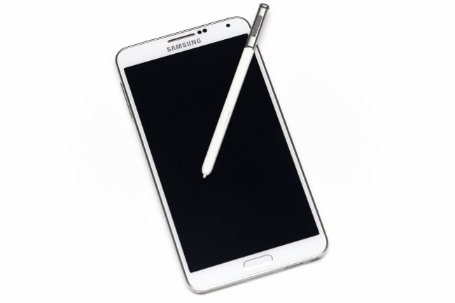 Samsung Galaxy Note 3 mit S Pen