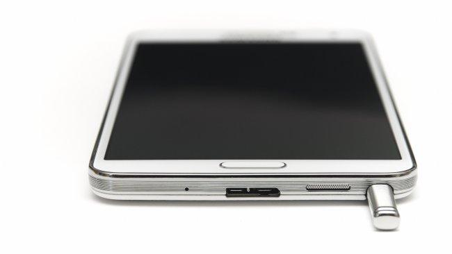 Samsung Galaxy Note 3: USB 3.0 ist an Smartphones und Tablets noch eine Seltenheit