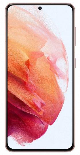 Das Super-AMOLED-Display ist eines der Highlights des Samsung Galaxy S21