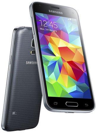 Mit HD-Display, Gorilla Glass 3 und einem Fingerabdrucksensor verfügt das S5 Mini über deutlich mehr Features als sein Vorgänger [Bildmaterial: Samsung]
