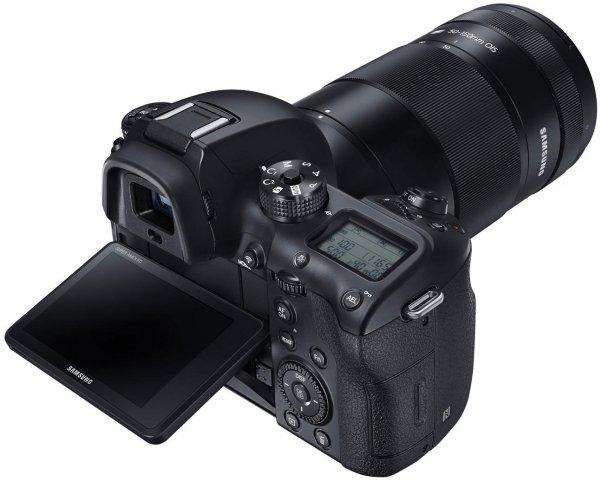 Mit Unterstützung für 4K-Videos und einem Hybrid-AF-System hat die NX1 einiges zu bieten [Bildmaterial: Samsung]