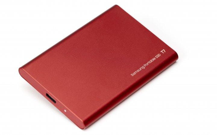 Samsung Portable SSD T7