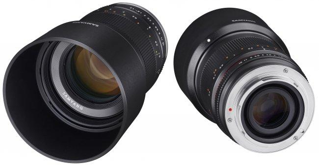Samyang 50 mm f/1.2 [Bildmaterial: Samyang]
