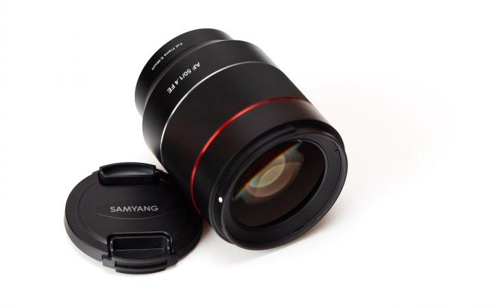 Samyang AF 50 mm f/1.4 FE: Exklusiv für den Sony E-Mount und Vollformat-tauglich
