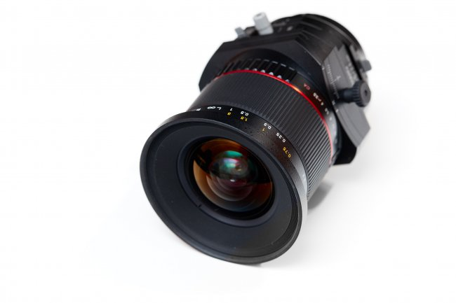 Samyang 24 mm f/3.5 ED AS UMC Tilt/Shift