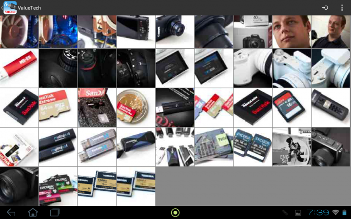 SanDisk Wireless Flash Drive App (Android)