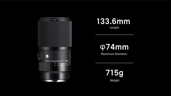 Sigma A 105 mm F2.8 DG DN Macro Art [Bildmaterial: Sigma]