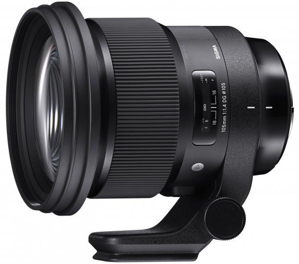Sigma 105 mm f/1.4 DG ART [Bildmaterial: Sigma]
