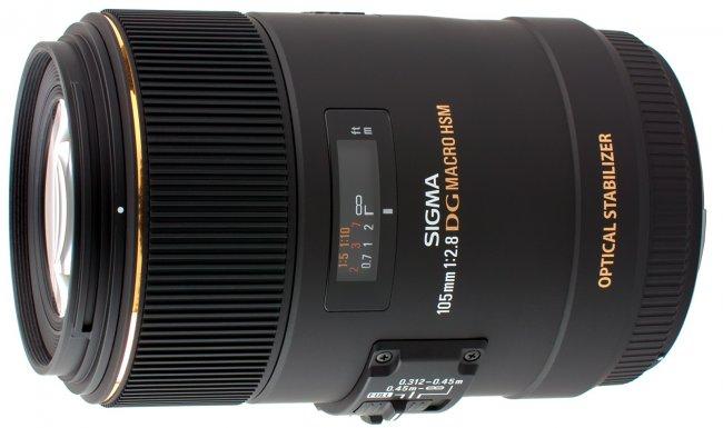 Sigma 105 mm f/2.8 EG DG Macro OS HSM [Bildmaterial: Sigma]