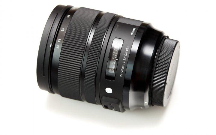 Sigma [A] 24-70 mm f/2.8 DG OS HSM