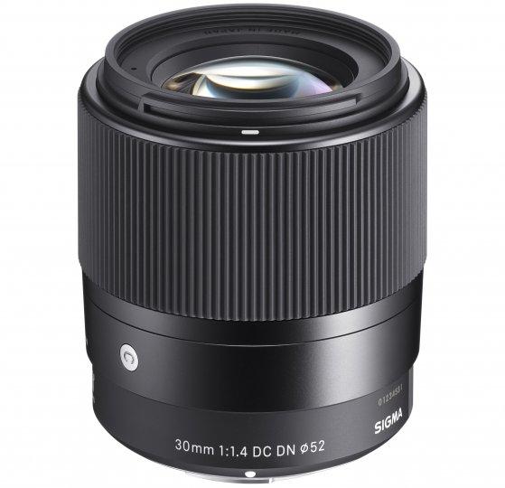 Sigma [C] 30 mm f/1.4 DC DN [Bildmaterial: Sigma Deutschland]