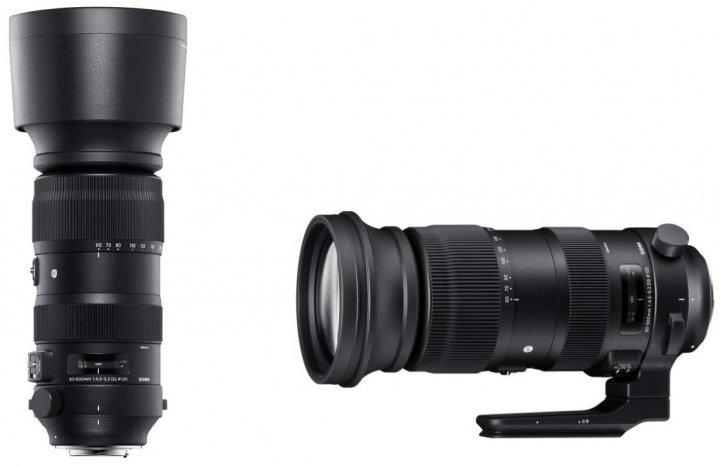 Sigma 60-600 mm DG OS HSM Sport [Bildmaterial: Sigma]